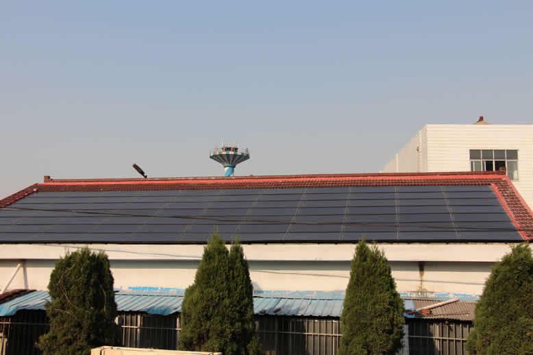 光伏屋顶发电清单